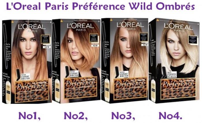 Capelli » L Oreal Wild Ombrè Preference per brune 3c28acabb1a6