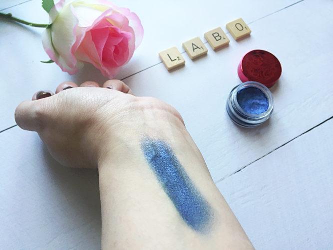labo filler makeup luxury collection ombretto cremoso topaz4