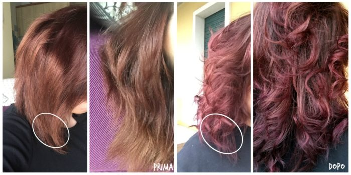 loreal colorista washout burgundy