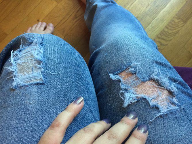 marbet due jeans closeup